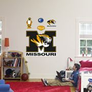 Fathead Missouri Tigers Logo Wall Decal