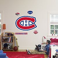 Fathead® Montreal Canadiens Logo Wall Decal