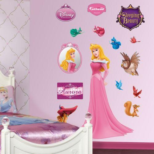 Fathead Disney Sleeping Beauty Wall Decal