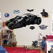 Fathead The Dark Knight Batmobile Wall Decal