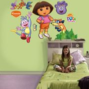Fathead Dora the Explorer Wall Decals