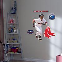 Fathead®Junior Boston Red Sox Dustin Pedroia Wall Decal