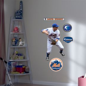 Fathead Junior New York Mets David Wright Wall Decal