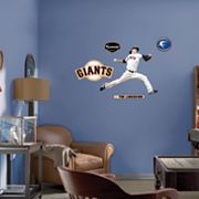 Fathead Junior San Francisco Giants Tim Lincecum Wall Decal