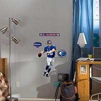 Fathead® Junior New York Giants Eli Manning Wall Decal