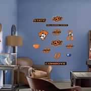 Fathead Junior Oklahoma State Cowboys Logo Wall Decals