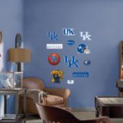 Fathead® Junior Kentucky Wildcats Logo Wall Decals
