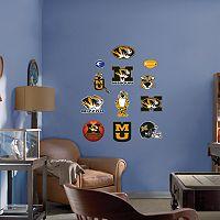 Fathead® Junior Missouri Tigers Logo Wall Decals