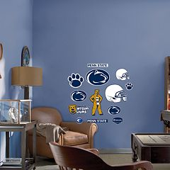 Fathead® Junior Penn State Nittany Lions Wall Decals