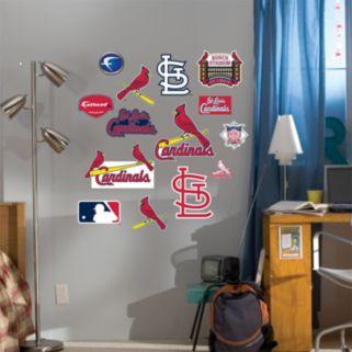 Fathead Junior St. Louis Cardinals Logo Wall Decals