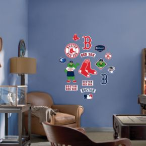 Fathead Junior Boston Red Sox Wall Decals