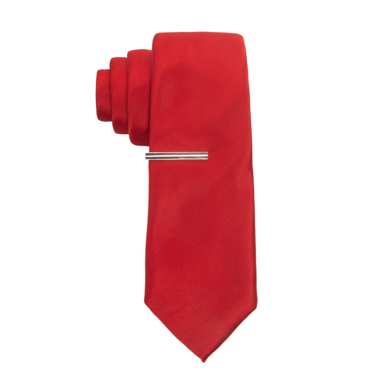 Jerry Garcia Christmas Santa Necktie Red One Size Neck Tie At ...