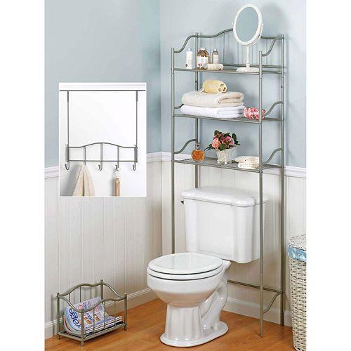 Creative Ware Home 3-pc. Bath Storage Set
