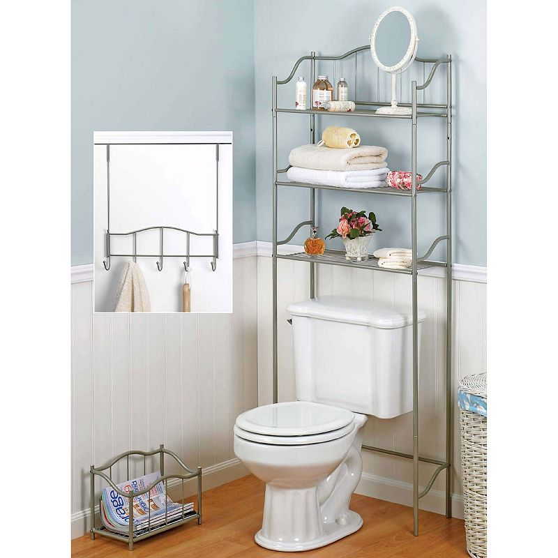 Nickel Bathroom Accessories Kohl S