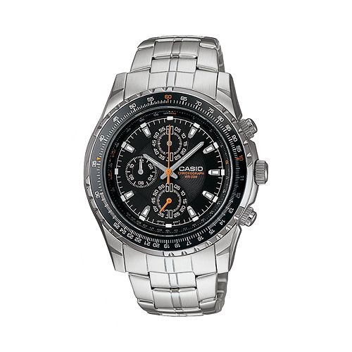 Casio Men's Stainless Steel Chronograph Watch - MTP4500D-1AV