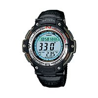 Casio Men's Twin Sensor Digital Chronograph Watch - SGW100B-3V