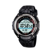 Casio Lap and Distance Chronograph Digital Sports Watch - Men