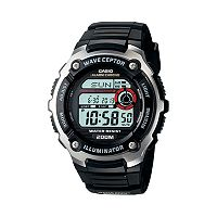 Casio Men's Waveceptor Atomic Digital Chronograph Watch - WV200A-1AV