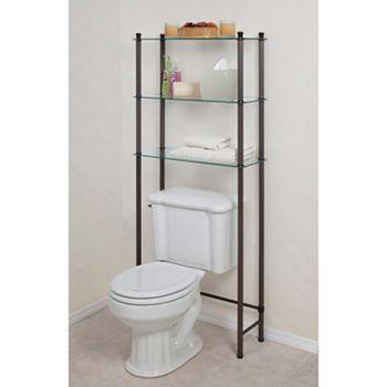 Space Saver Bathrooms : Creative Bath 3-Shelf Space Saver