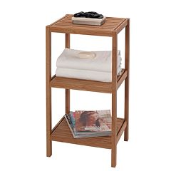 Creative Ware Home Eco Style 3-Shelf Tower