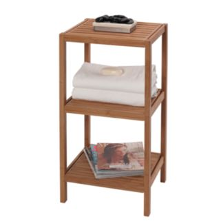 Creative Ware Home Eco Style 3-Shelf Tower