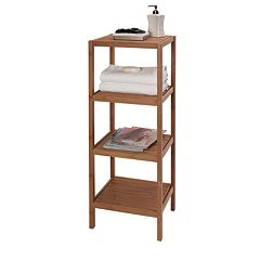 Creative Ware Home Eco Style 4-Shelf Tower