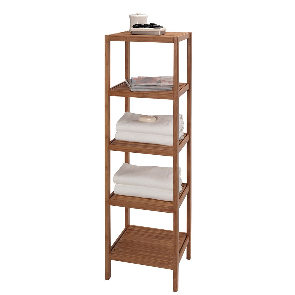 Creative Ware Home Eco Style 5-Shelf Tower