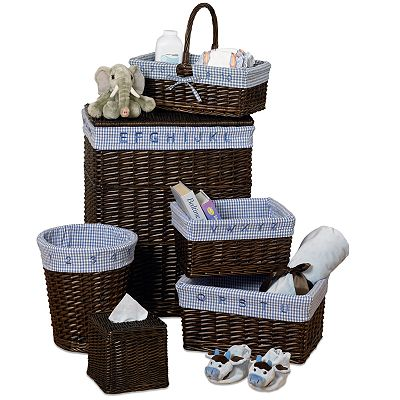 Creative Bath Learn and Store 6-pc. Basket Set