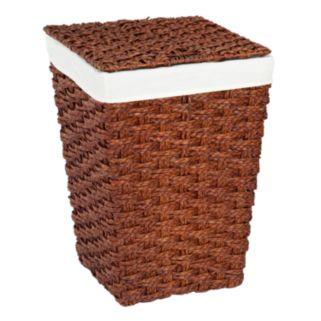 Creative Ware Home Chunky Weave 2 Hamper