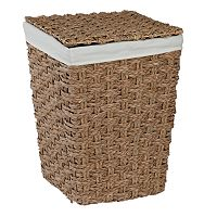 Creative Ware Home Chunky Weave 2 Hamper