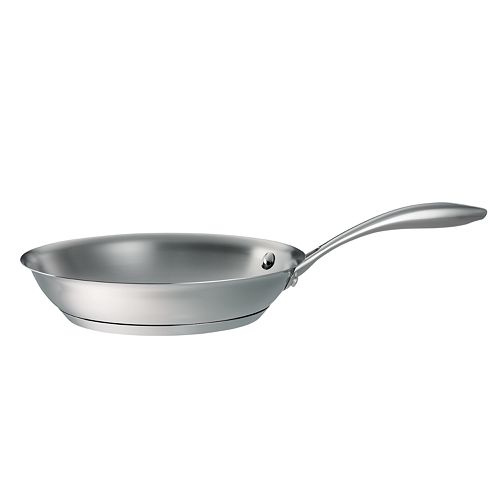 Tramontina Domus 10-in. Tri-Ply Stainless Steel Saute Pan