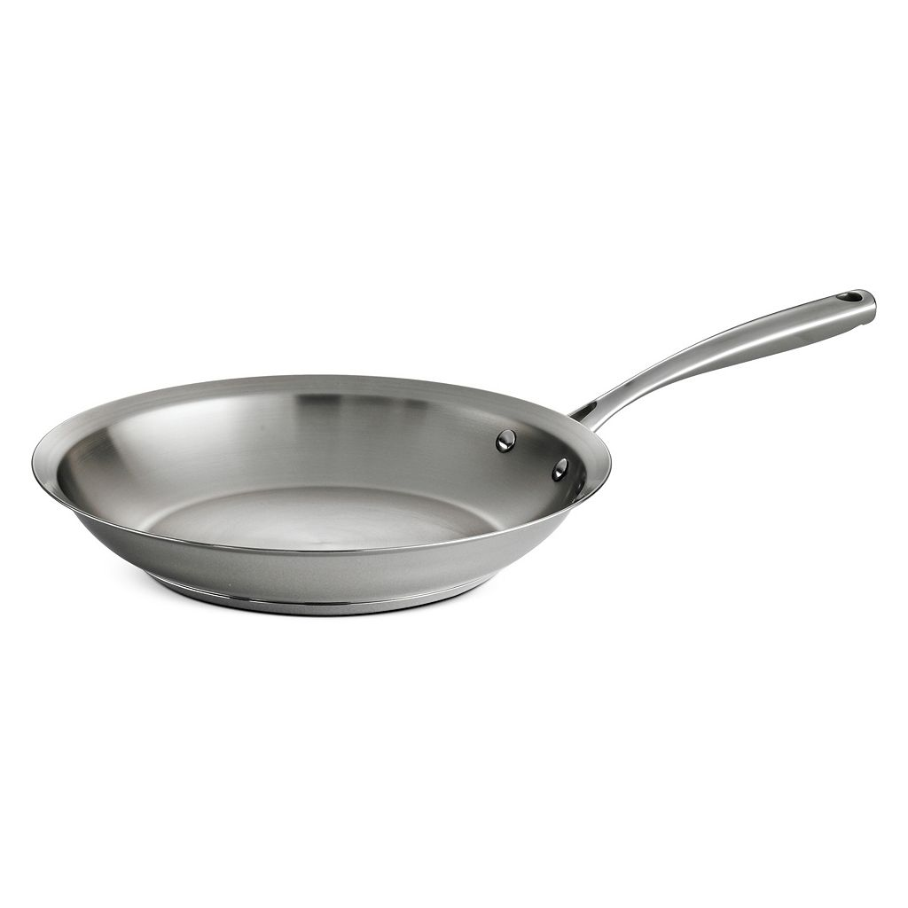 Tramontina Prima 12-in. Stainless Steel Tri-Ply Saute Pan
