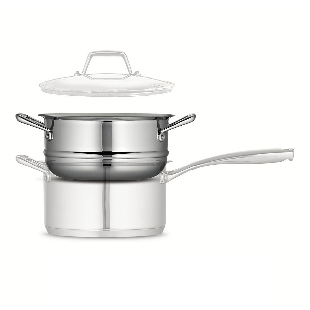Tramontina Prima 3-qt. Stainless Steel Double Boiler Insert