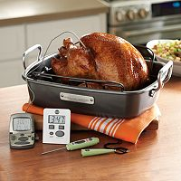 Food Network™ 17 in Nonstick Roaster