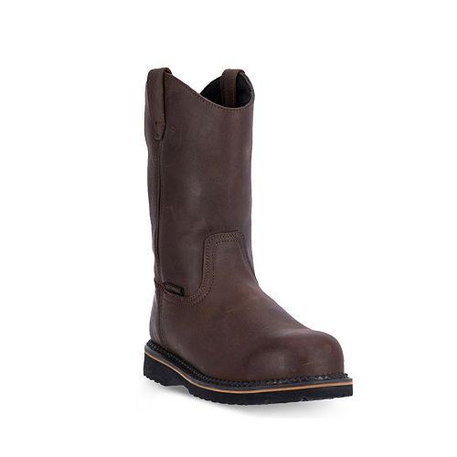 McRae Industrial Men's Steel-Toe Work Boots