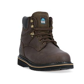 McRae Industrial Men's Steel-Toe Work Boots