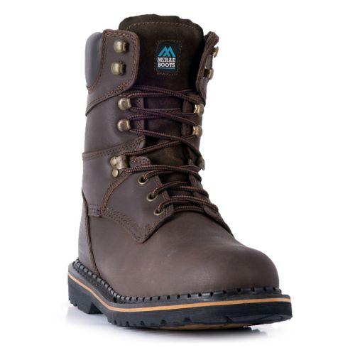 McRae Industrial Men's ... Slip-Resistant Work Boots