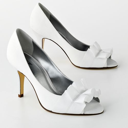 Apt. 9 Tailee Peep-Toe Dress Heels $ 29.99