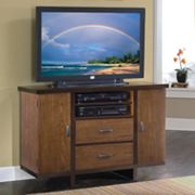 Geo Compact Entertainment Credenza