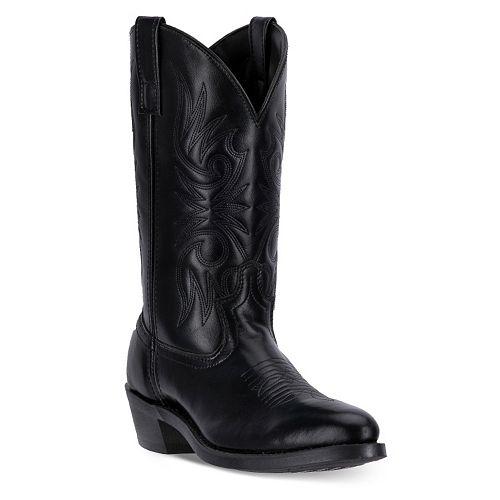 Laredo Paris Men's Trucker Cowboy Boots