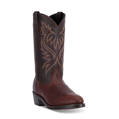Laredo Copper Kettle Men's Trucker Cowboy Boots