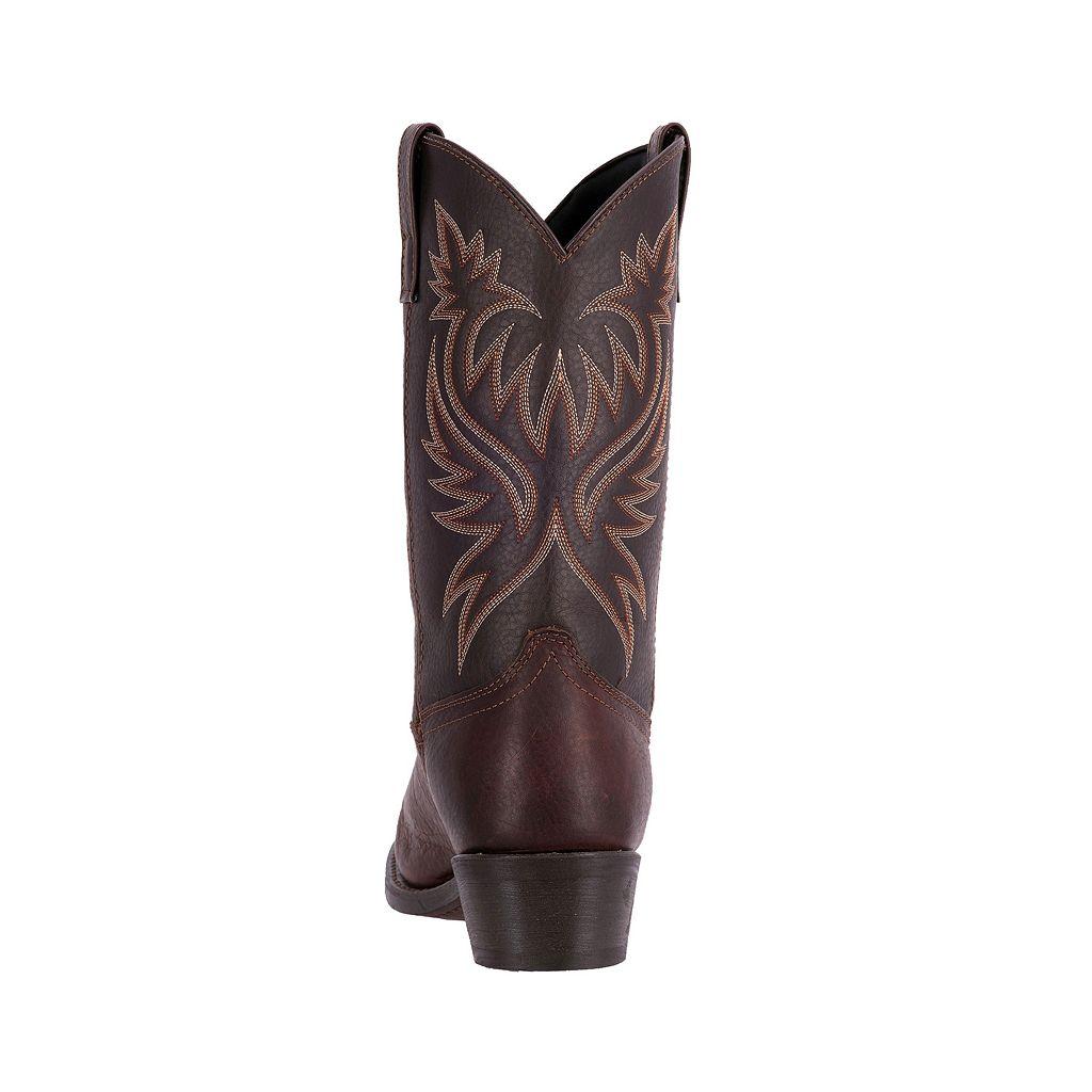 Laredo Copper Kettle Men's Trucker Cowboy Boots