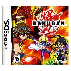Nintendo DS™ Bakugan™: Battle Brawlers™