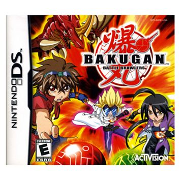 Nintendo DS™ Bakugan™: Battle Brawlers™