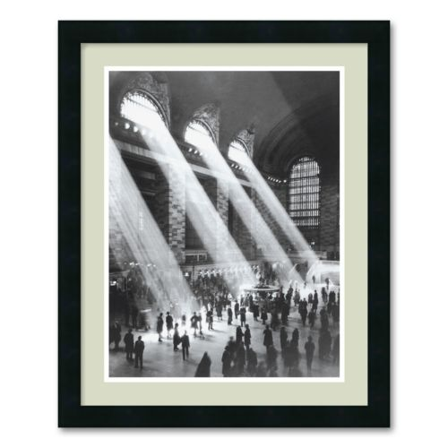 Grand Central Station Framed Wall Art