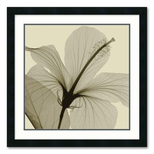 Hibiscus Framed Wall Art