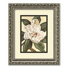 'Afternoon Magnolia' Framed Wall Art