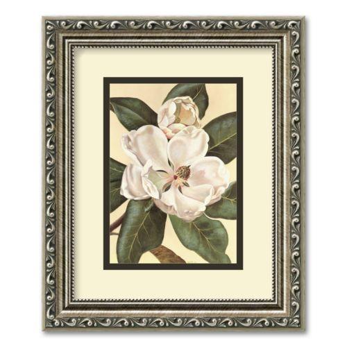 Afternoon Magnolia Framed Wall Art