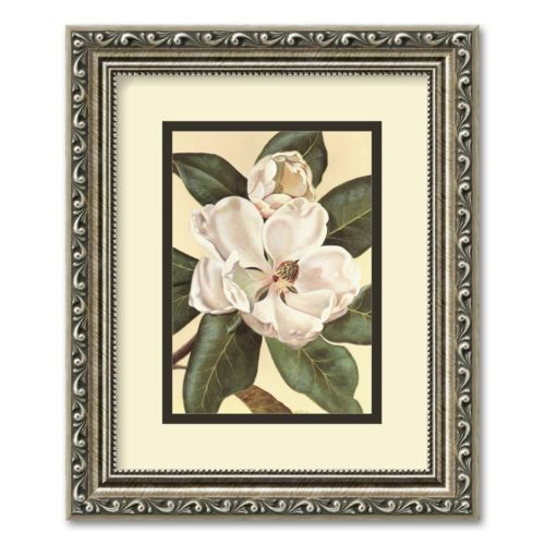 Afternoon Magnolia Framed Wall Art