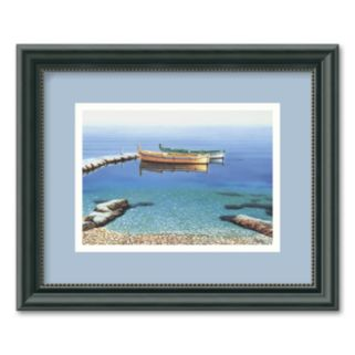 Peaceful Morning Framed Wall Art